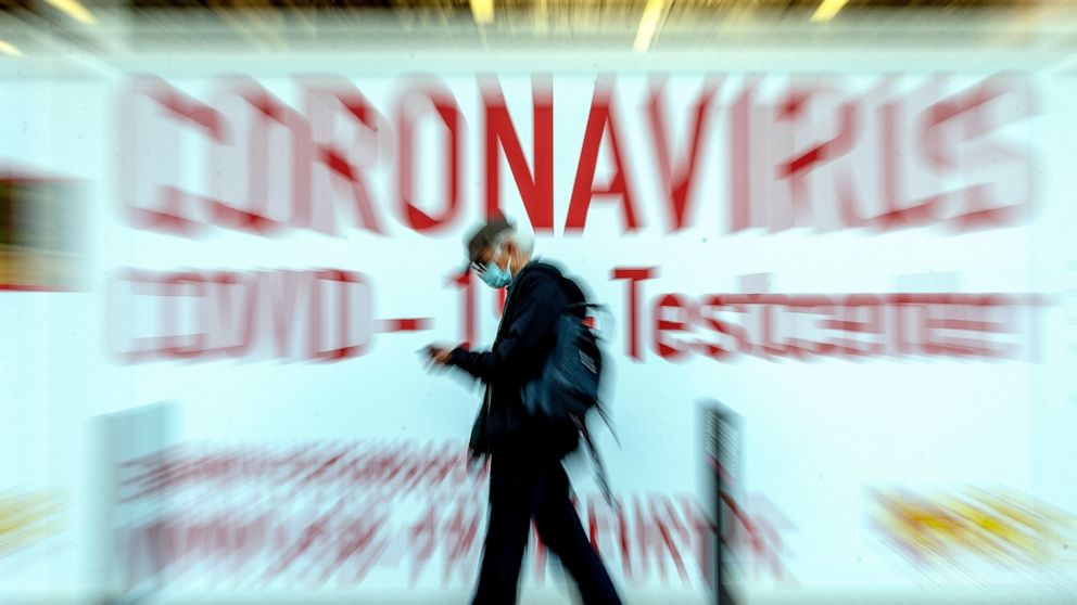 Germany eyes possible fraud after surge in testing centers