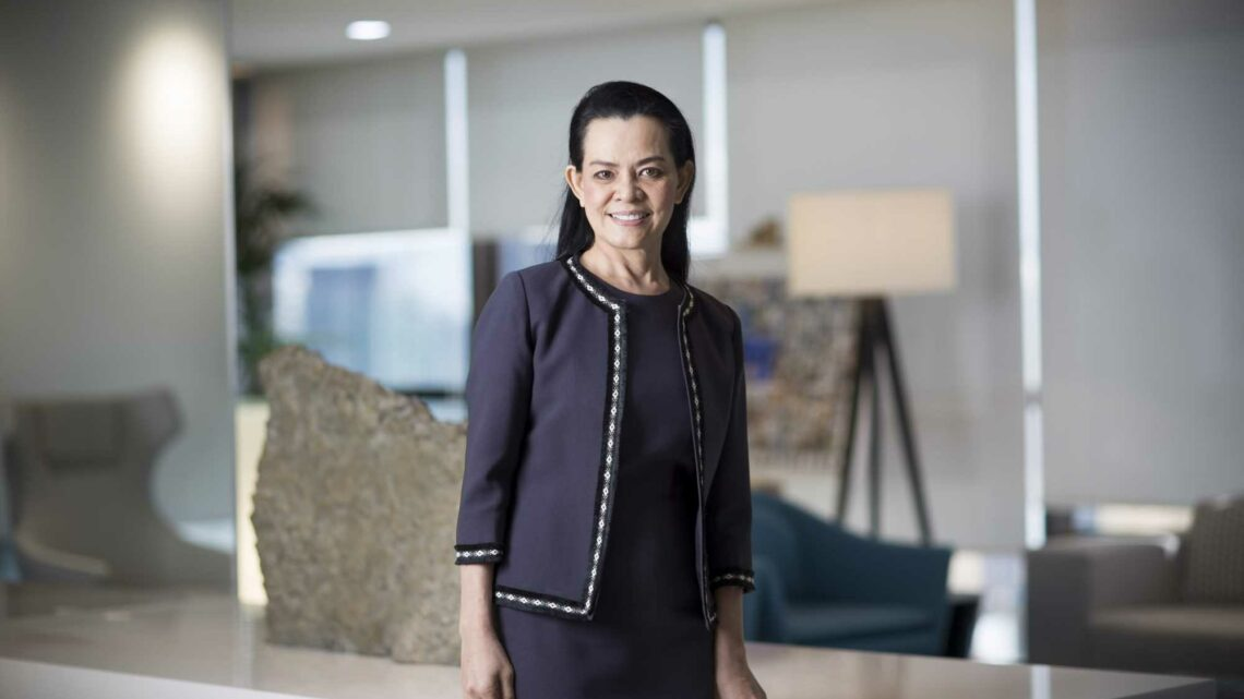 How Asia's 'first lady of coal' says she's working on a sustainable future