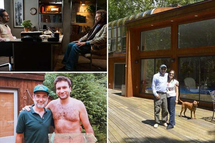 How the Shrink Next Door therapist convinced a millionaire to hand over his mansion and money then work as his handyman