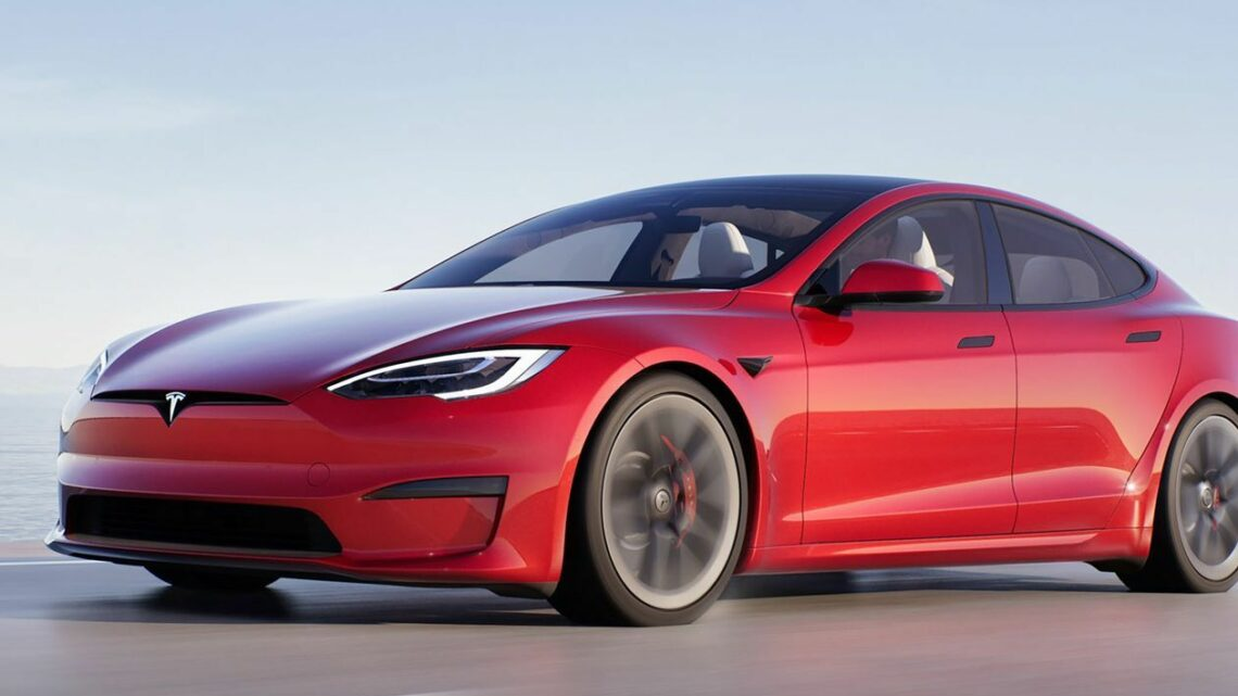 In EV News: Tesla Sets Speed Record, Chinese EV Makers' May Sales and More