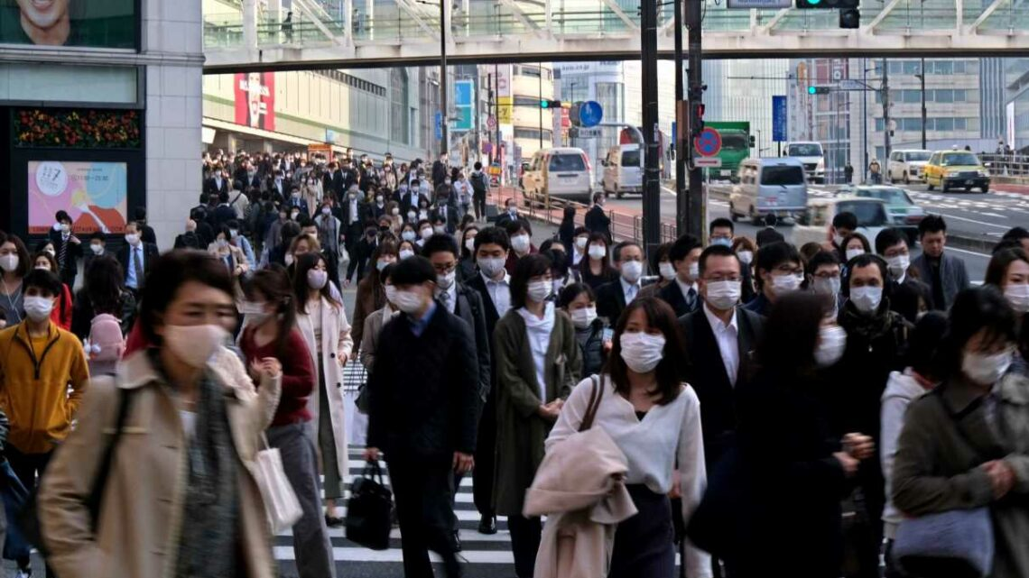 Japan's service sector shrinks for 16th straight month as health crisis hits demand