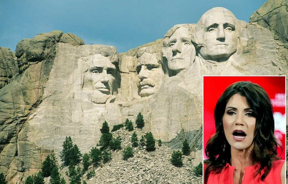 Judge rejects bid for July 4 fireworks at Mount Rushmore