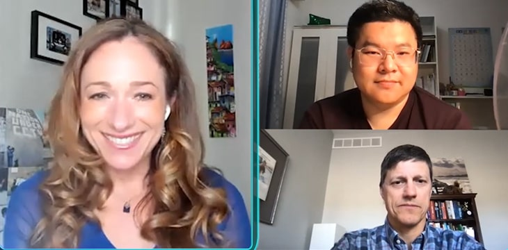 Lin Zheming and Alex Shore on 'Hashing it Out' Episode 5: Opening up iGaming opportunities with BSV wallet app ecosystem