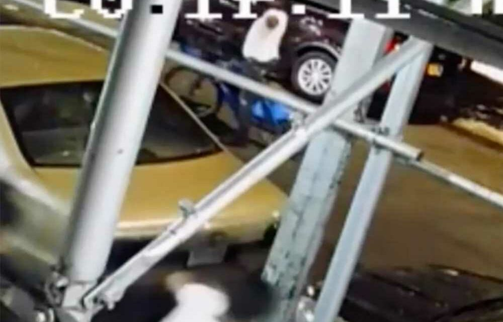 Man, 21, shot by gunman on apparent CitiBike, video shows