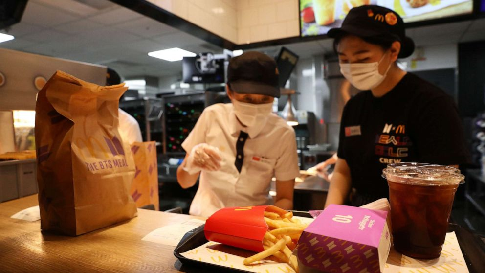 McDonald's hit by data breach impacting some customer information in Asia