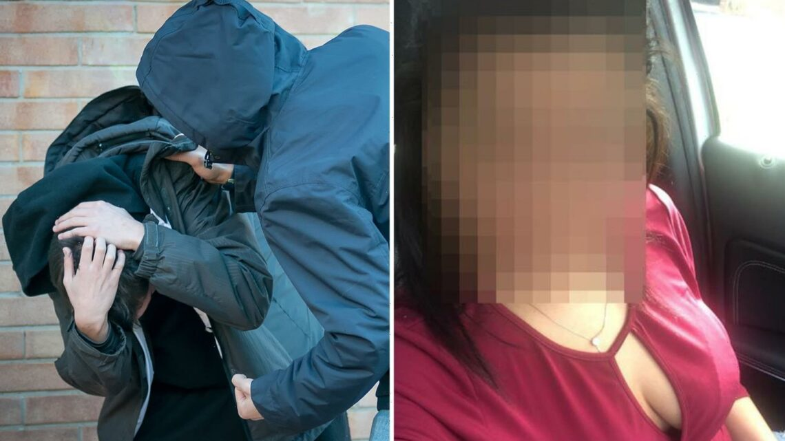 Mum's despair after son is 'trapped' in County Lines drug gang where he traffics heroin after being groomed aged 11