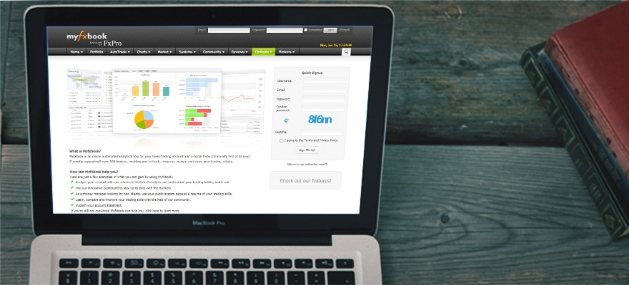 Myfxbook.com Ends ForexStreet Partnership, Expanding Marketing Team