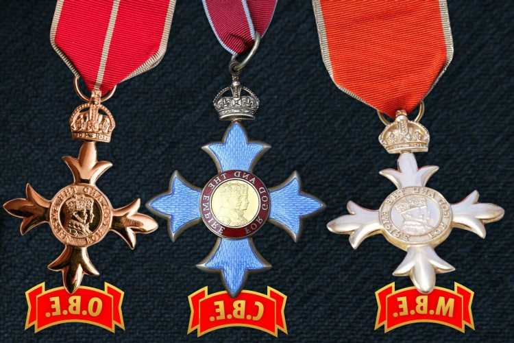 'Offensive' word Empire should be dropped from awards such as OBE & MBE, say honours recipients