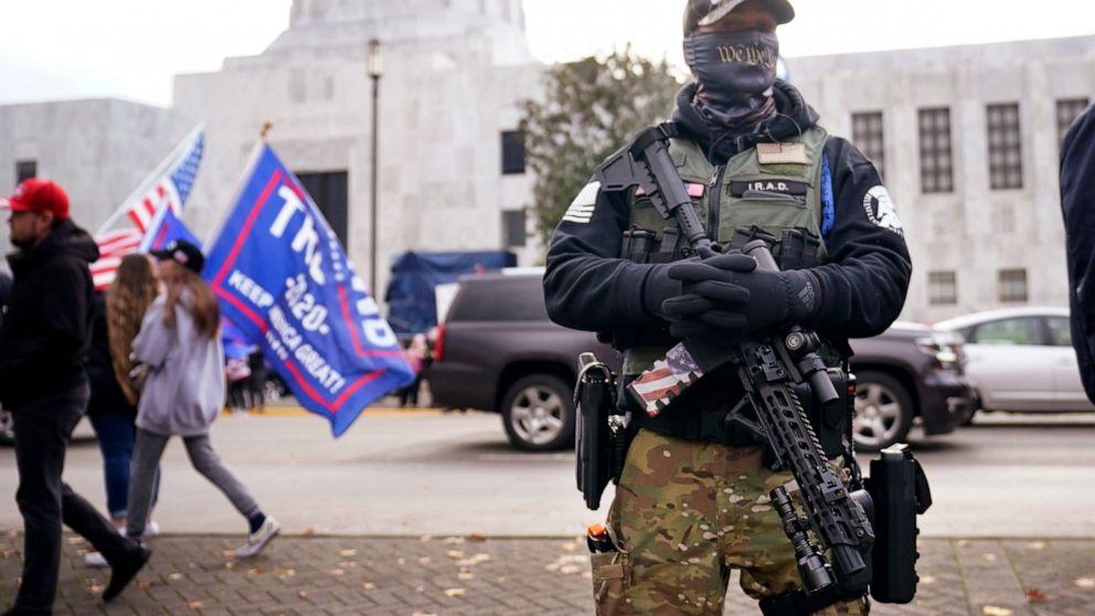 Oregon bans guns from Capitol, demands safe storage in homes