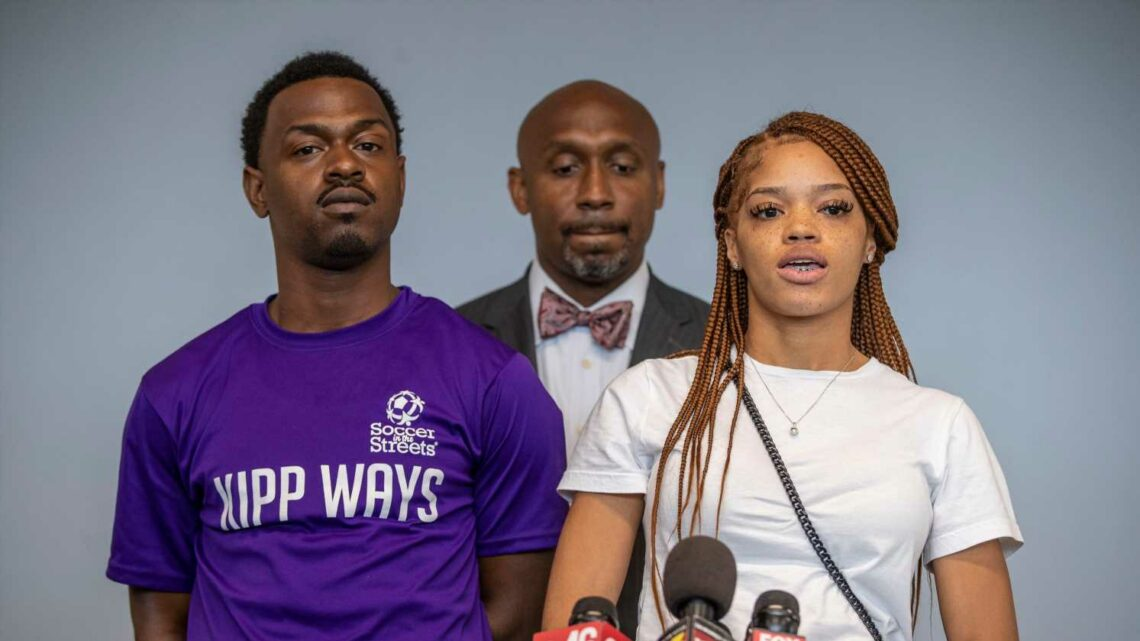 Parents of 8-year-old girl killed during Rayshard Brooks protests sue Atlanta leaders, Wendy's
