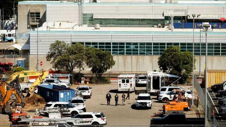 Police release dramatic bodycam video of San Jose rail yard shooting