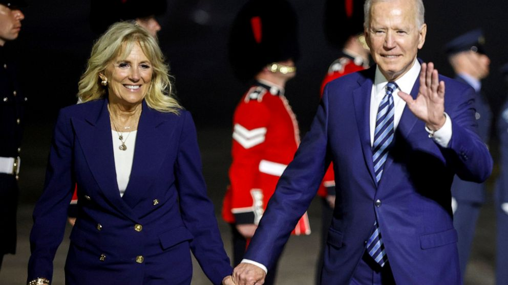 Polls: US image abroad has rebounded since Biden took office