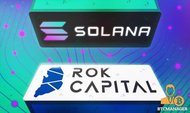ROK Capital and Solana Launch $20 Million Eco Fund to Advance Solana Ecosystem