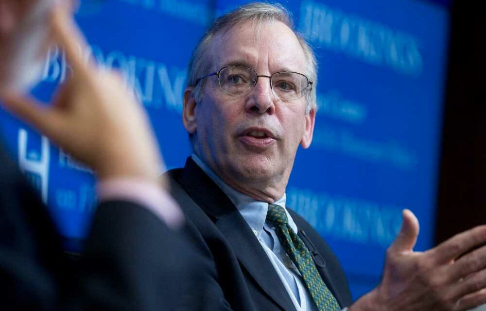 U.S. inflation is transitory but could become more persistent, says ex-Fed official Dudley