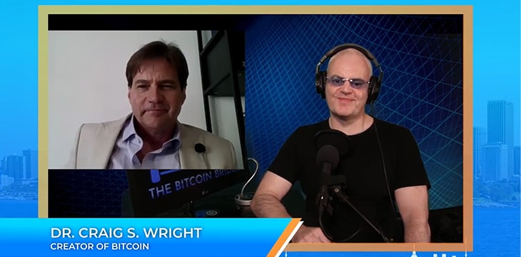 What is 'truth', and how do we discover it? The Bitcoin Bridge talks to Craig Wright