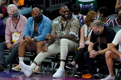 'Space Jam' Breakout Will Only Add To Investor Ardor For LeBron James' SpringHill Company