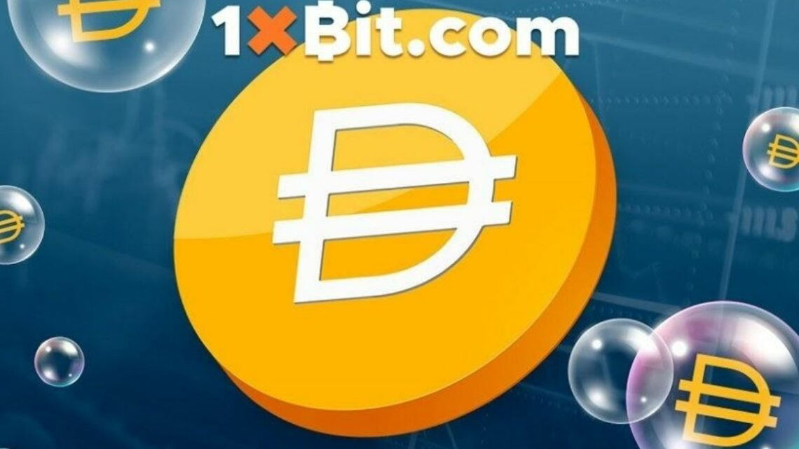 1xBit Introduces DAI Stablecoin as a New Gaming Currency