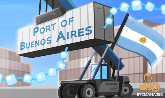 Argentine Port Taps Blockchain Technology for Increased Efficiency