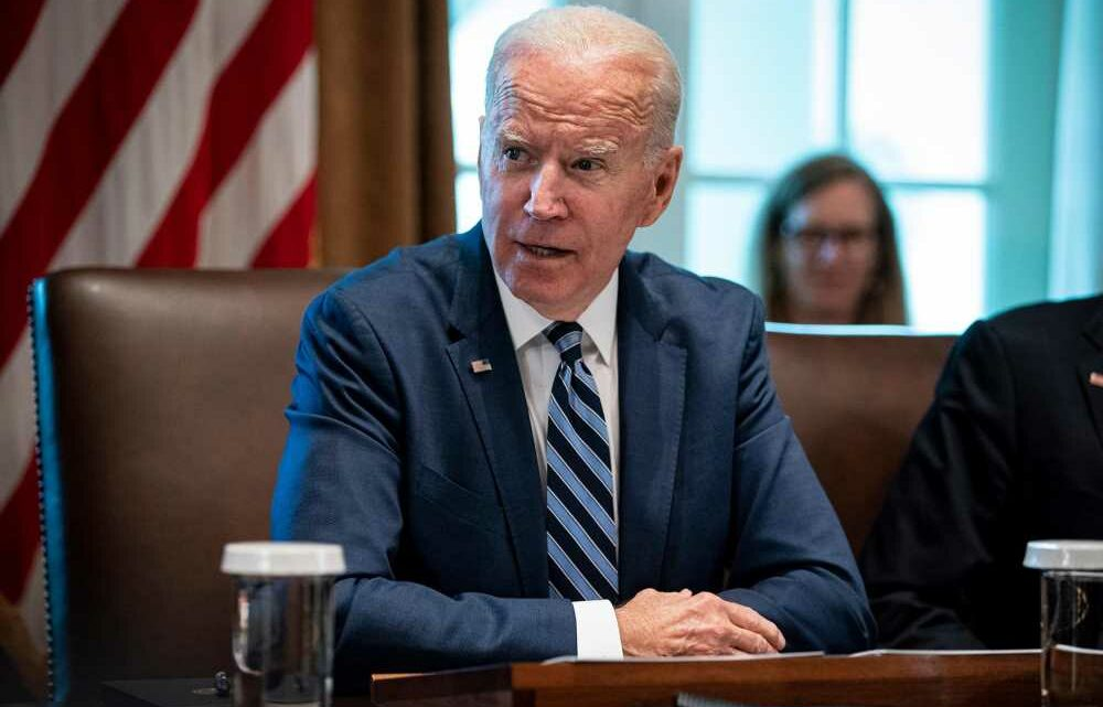 Biden's attempt to rope Big Tech into more censorship is downright sinister