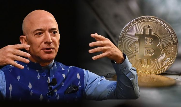 Bitcoin price: Why is Bitcoin going up? Will Amazon accept BTC by 2022?