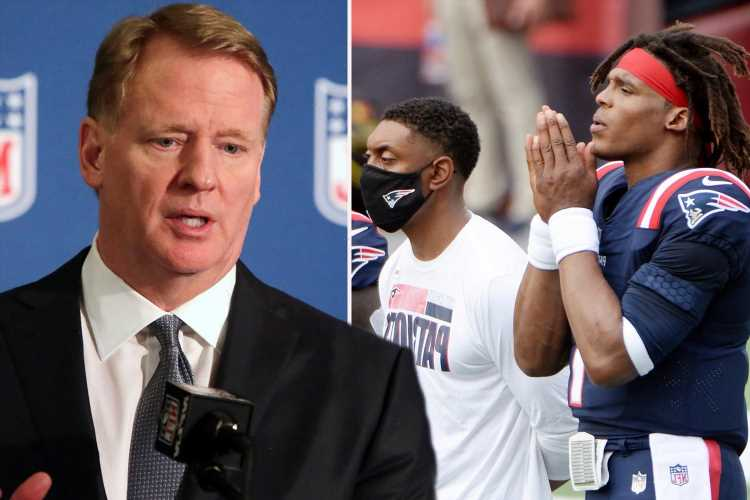 'Black national anthem' to return to NFL 2021 season after year of protests and commissioner gushing about BLM