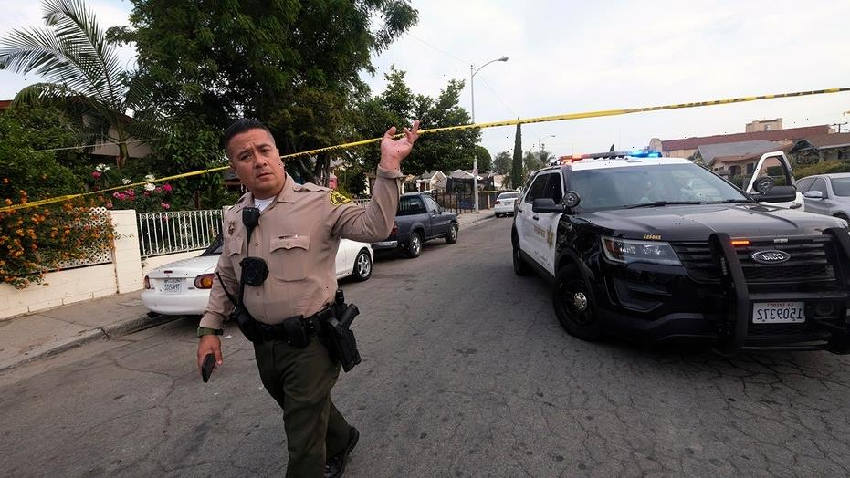 California homicides jumped 31% last year, state report says
