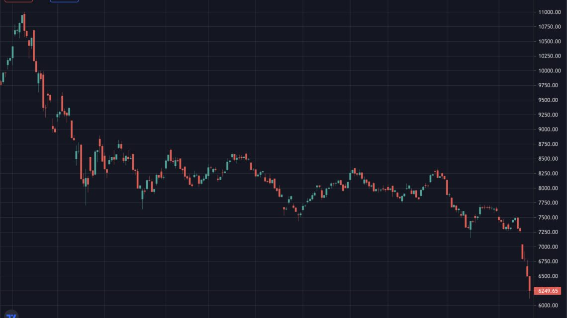 Chinese Stocks Crash