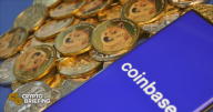 """Coinbase Sued Over """"Deceptive"""" Dogecoin Campaign"""