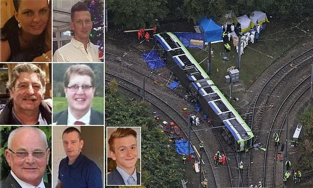 Croydon tram driver says he is 'living a nightmare' over deadly crash
