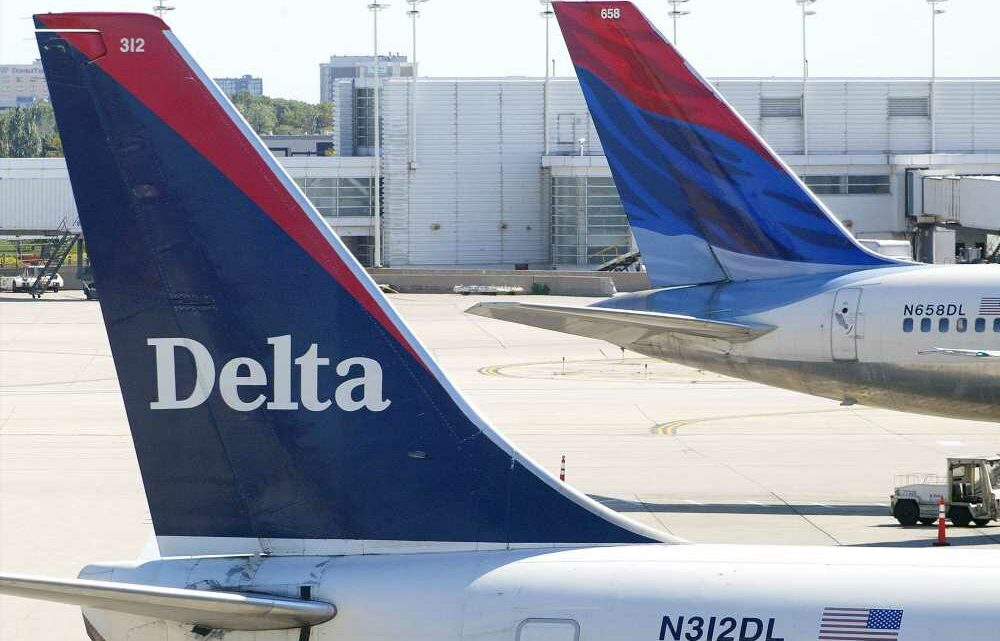 Delta posts $652 million profit in 2Q, boosted by federal aid