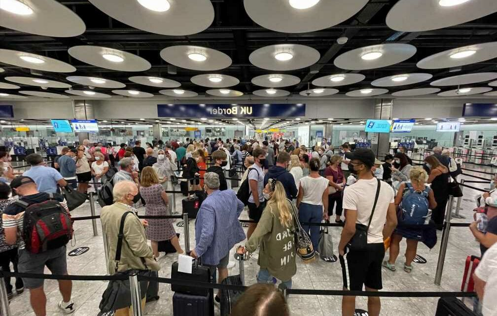 Double-jabbed Brits could miss out on international holidays because NHS mistakes mean second vaccination isn't recorded