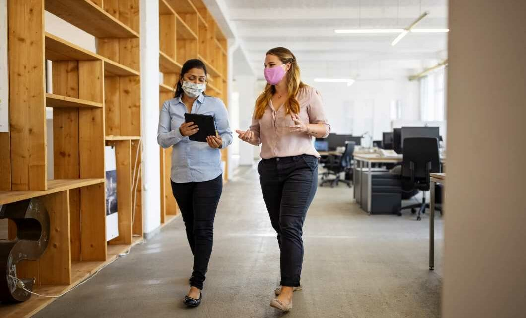 Employers are rethinking return-to-office amid delta variant spread and CDC indoor masking guidance