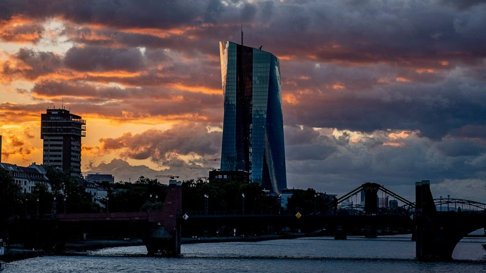Europe's central bank intensifies focus on climate change