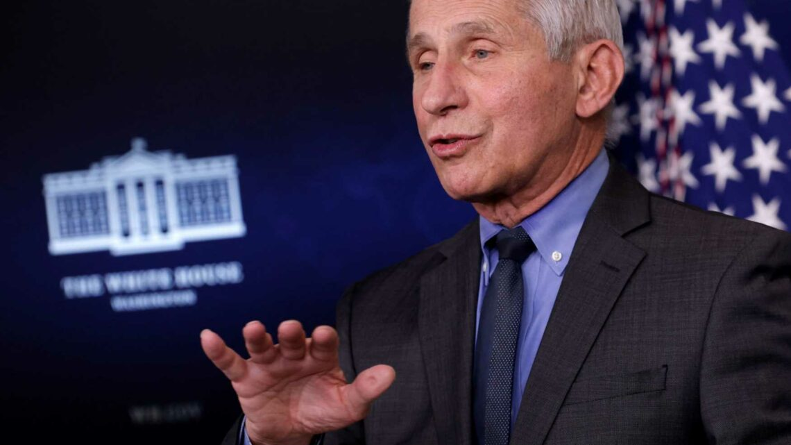 Fauci says he would be 'astounded' if Pfizer, Moderna and J&J Covid vaccines don't get full FDA approval