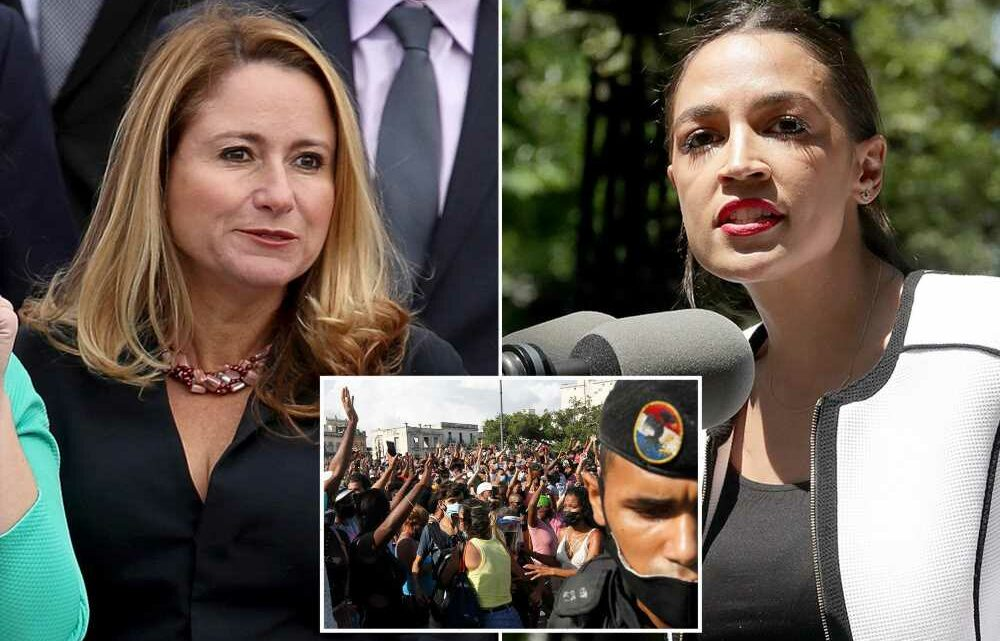 Florida Democrat slams AOC for Cuba statement