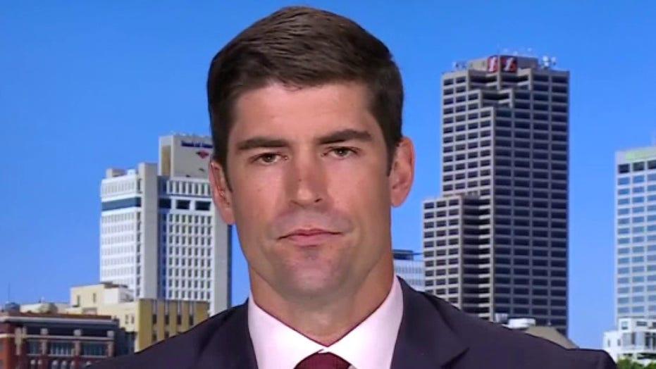 Former NFL player, Iraq war veteran Jake Bequette challenges Arkansas Sen. Boozman