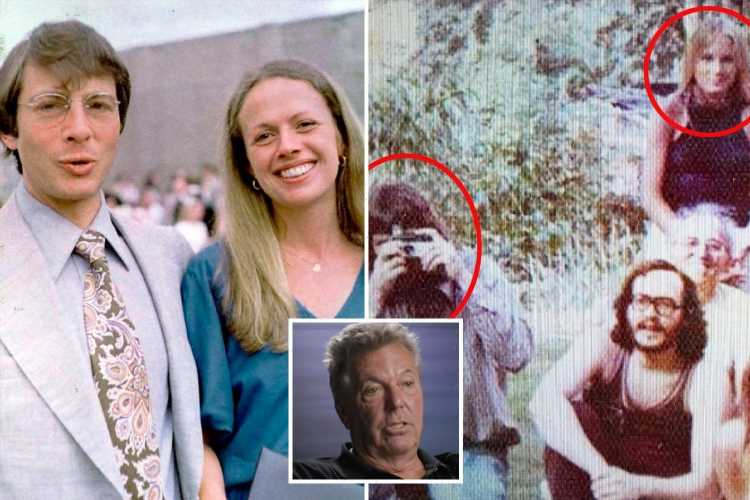 Jill Biden's first husband 'had affair with Robert Durst's wife' & claims she was 'murdered' when heir found out