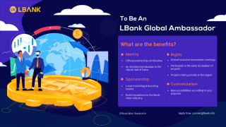 LBank Recruits Global Elites to Share Crypto Growth Dividends – Press release Bitcoin News