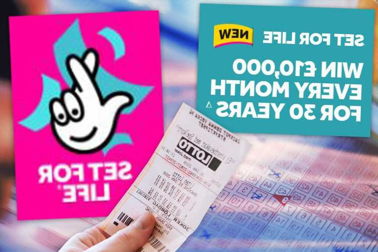 Lottery results LIVE: National Lottery Set For Life draw tonight, July 5, 2021