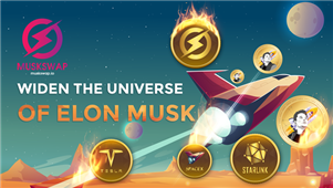$MUSK – A NEW COIN BORN AS ADMIRATION TO ELON MUSK