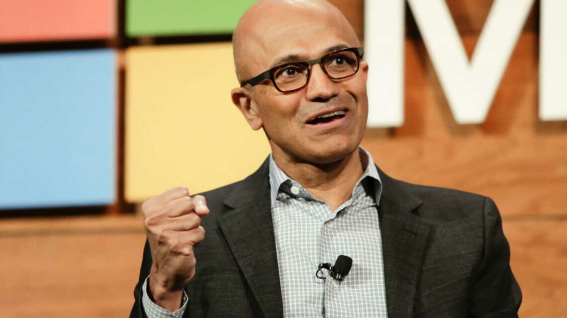 Microsoft gets new Street-high price target from Citi. Why one trader says 'it's a staple within your portfolio'
