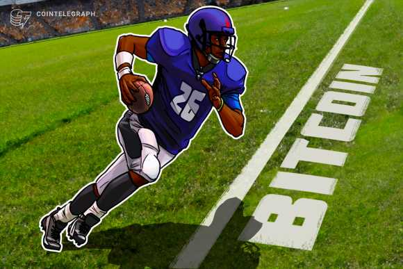 NFL's Saquon Barkley converting endorsements to BTC to create 'generational wealth'