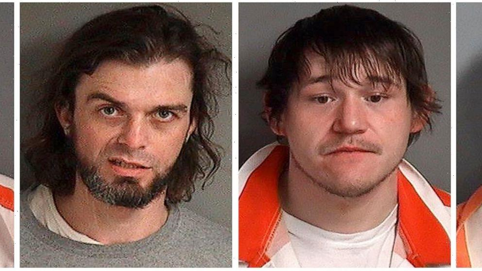Officials: 3 of 4 inmates caught after Illinois jail escape