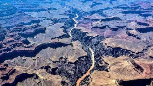 Park: Michigan woman dies in Grand Canyon flash flood