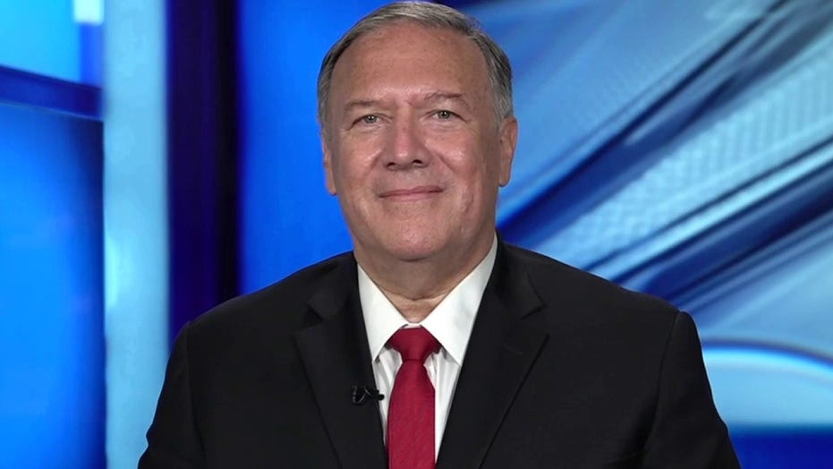 Pompeo: Future of GOP lies in upholding faith-based virtues