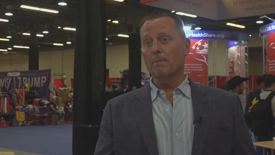 Ric Grenell California voting group to FOIA voter rolls to expose allegedly outdated registrations