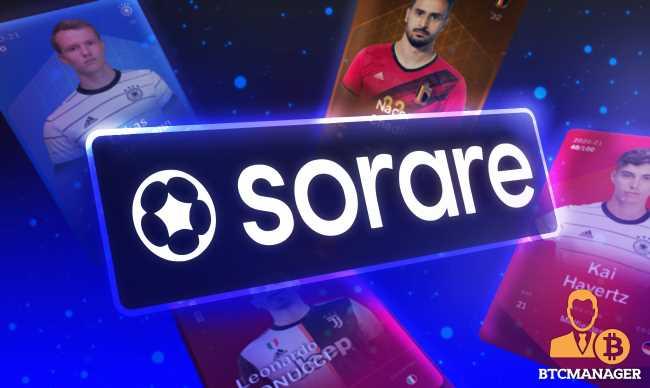 Soccer NFT Platform Sorare Set to Make History with Fresh $532M Funding