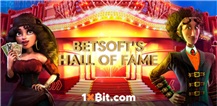 Spin Your Way into Betsoft's Hall of Fame and- Win Amazing Prizes on 1xBit