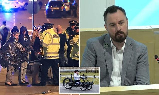 Survivor of Manchester Arena bomb criticises bravery awards