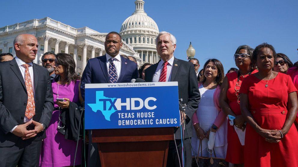Texas Democrats dig in after exodus; GOP threatens arrest